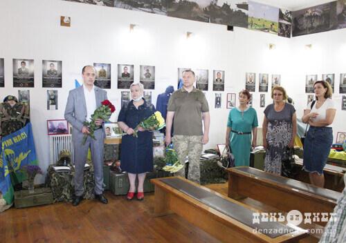 У Шепетівці вшанували загиблого полковника Ігоря Ляшенка