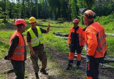 Лісівники Хмельниччини першими в галузі впроваджують міжнародний стандарт PEFC