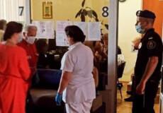 На Хмельниччині нацгвардієць врятував дівчину, яка раптово почала втрачати свідомість