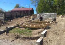 У сусідньому з Шепетівським районі громада власним коштом будує меморіал Армії УНР