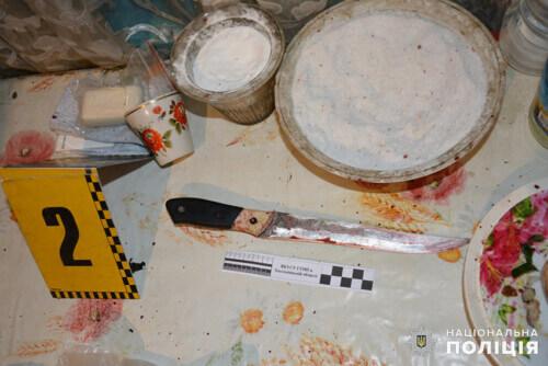 На Хмельниччині бенкет закінчився вбивством 45-річної ювілярки