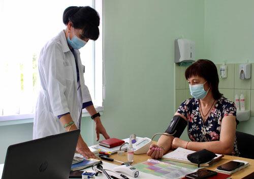 У Шепетівському районі відкрили пункт здоров'я