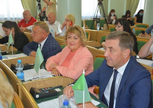 У Хмельницькій облраді депутати згрупувалися «За сімейні цінності»