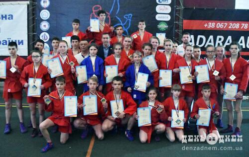12-річний шепетівчанин виборов «срібло» на чемпіонаті України зі спортивного самбо