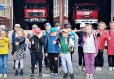 Славутські школярі побували в пожежно-рятувальному підрозділі