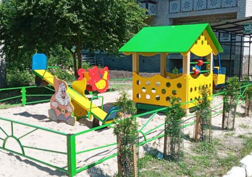 У Славуті реалізували ще 2 проєкти завдяки громадському бюджету