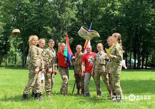 В області «Несамовиті орли» з Шепетівки здобули 6 медалей та кубок патріотичної гри
