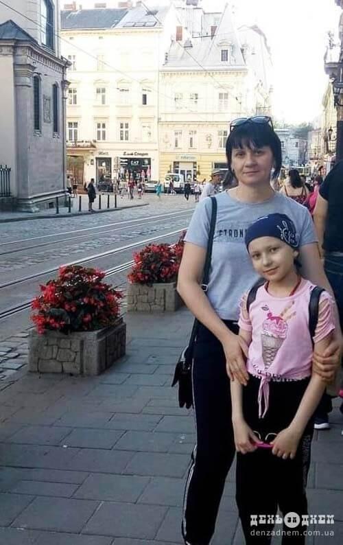 Допомоги потребує 10-річна шепетівчанка Валерія