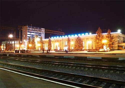 Комерційні площі Хмельницького вокзалу Укрзалізниця виставить на «Prozorro.Продажі»