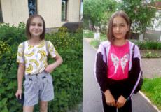 У Шепетівці ще дві школярки пожертвували довгим волоссям, аби врятувати Валерію Решетарчук