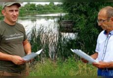 На Шепетівщині під час обстеження мисливських угідь попереджали про грип птиці