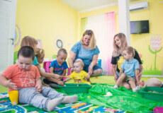 «Мудрик»— центр розвитку для дітей з пелюшок