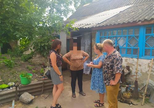 У Шепетівській ТГ перевірили 21 сім'ю, яка опинилася у складних життєвих обставинах