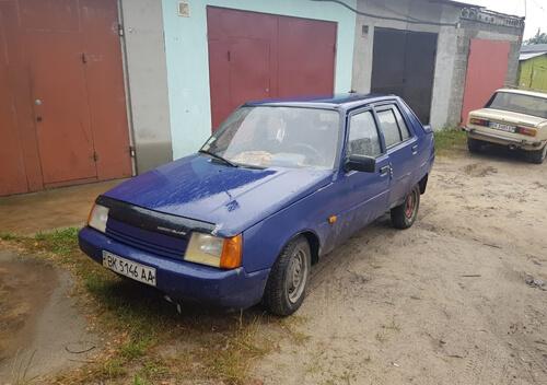 Крадіжка автівок на Славутчині: чоловік на одній скоїв ДТП, тому повернувся за іншою