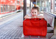 Прямуючи за кордон з дитиною, варто подбати про оформлення відповідних документів