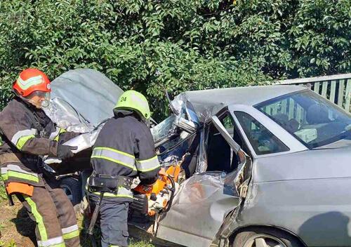 В Білогір'ї у ДТП травмовано 4 осіб