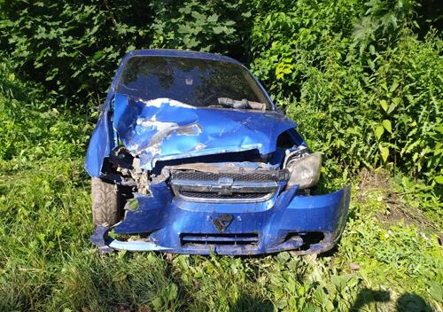 У ДТП неподалік Шепетівки постраждала 44-річна пасажирка