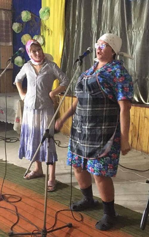 У Судилківській ТГ жителям маленького села організували концертну програму