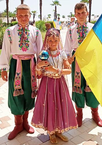 Славутчанка здобула перемогу на міжнародному фестивалі мистецтва у Болгарії