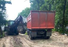 У Понінській ТГ виявили незаконний видобуток піску