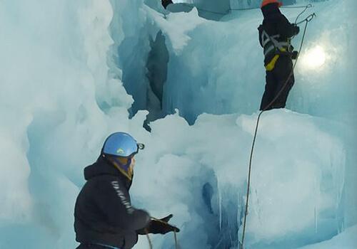 Антарктида зачаровує: механік з Шепетівки ділиться враженнями від «білого» континенту