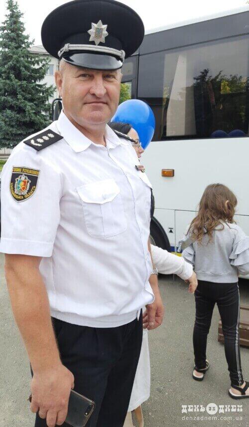 У Шепетівці поліцейські підготували святкову програму для дітей