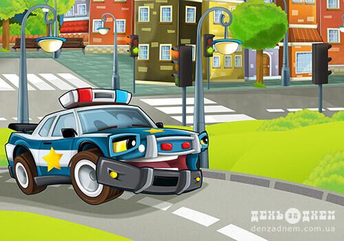 Шепетівські поліцейські організовують свято для дітей