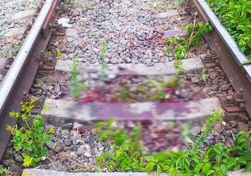 На Білогірщині потяг переїхав 33-річного чоловіка