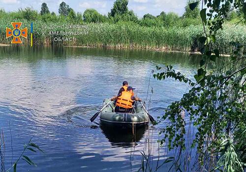 Напередодні у водоймах Шепетівського району виловили тіла двох чоловіків
