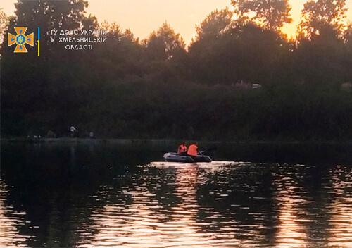 Зі ставка виловили тіло 35-річного шепетівчанина, якого шукали відучора