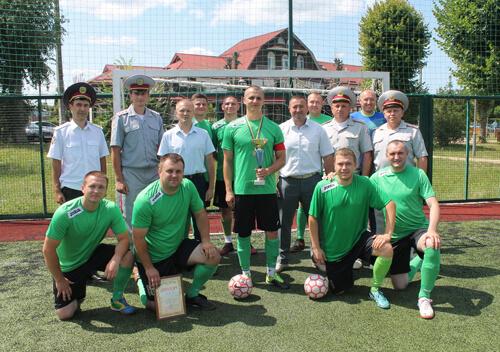 Команда «Шепетівської виправної колонії» змагатиметься за першість України з міні-футболу