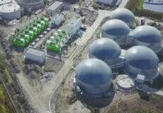 На Хмельниччині виробляють електроенергію із біомаси