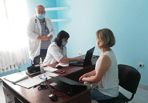 Стартував 5 етап вакцинації: у Шепетівці центр працюватиме щодня