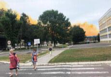 У сусідній з Хмельничиною області стався вибух на заводі хімічної промисловості