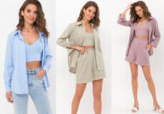 Модні тренди 2021: жіночі сорочки