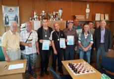 У Шепетівці пройшов шаховий турнір