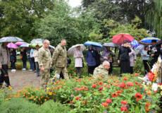 У Шепетівці вшанували захисників України