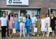 Нардеп відкрив у Шепетівському районі сучасний освітньо-культурний простір