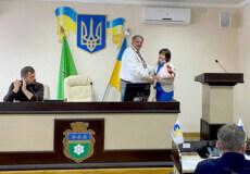 Жительці Нетішина Валентині Галєнт присвоїли почесне звання