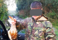 На Хмельниччині оштрафували трьох мисливців, які не облікували добуту дичину