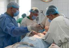 На Хмельниччині пацієнтці зробили унікальну операцію