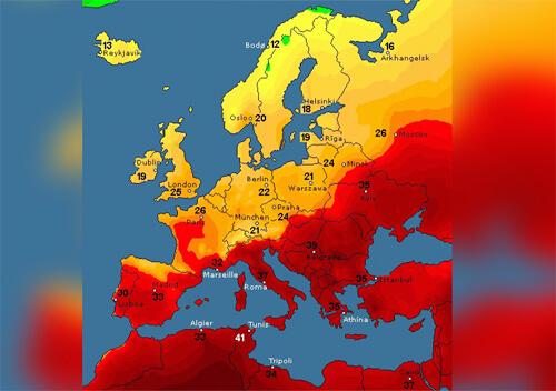 Синоптик Наталка Діденко попередила про повернення пекельної спеки в Україну