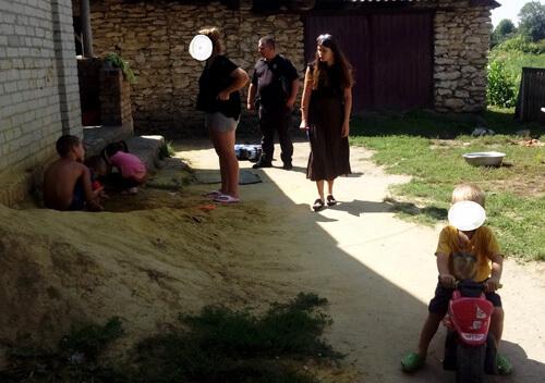 У Грицівській ТГ батьки багатодітної сім'ї ухиляються від своїх обов'язків