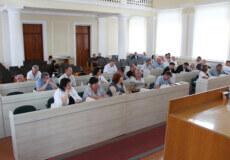 На сесії Шепетівської райради уточнили списки присяжних