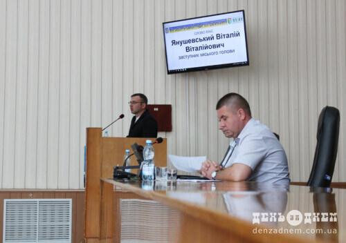 У Шепетівці під час сесії не прийняли звіт одного із заступників міського голови