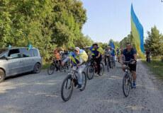 На Шепетівщині влаштували велопробіг через 11 сіл