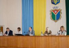 Шепетівську ТГ відвідала голова облради