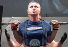 Важкоатлетка з Шепетівщини стала срібною призеркою Чемпіонату Європи