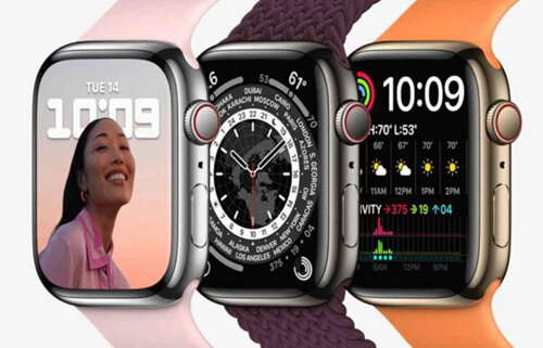 Огляд Apple Watch series 7