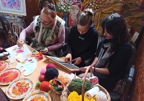 У Шепетівській міській ТГ відбувся День села